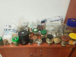 מגוון הסמים שנתפסו