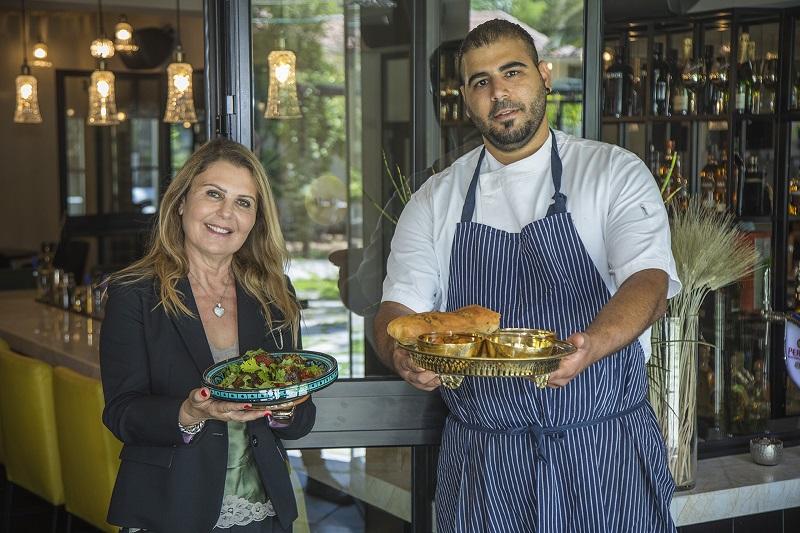 שף אסף שטרית וריקי סויסה (צילום: אפיק גבאי)
